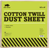 Fat Hog Cotton Twill Dust Sheet