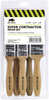 Fat Hog Super Contractor 5 Piece Brush Set