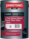 2 Pack Epoxy Solvent Based Floor Paint