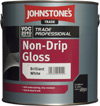Non-Drip Gloss Paint
