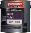 Satin Finish Paint