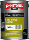 Semi-Gloss Topcoat Paint